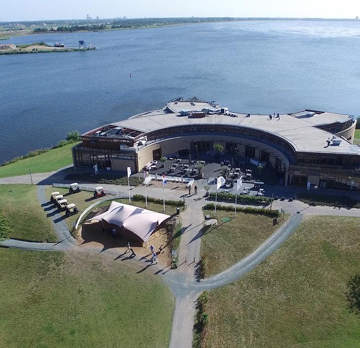 Multi functionele ruimten in de Waterfront Naarderbos
