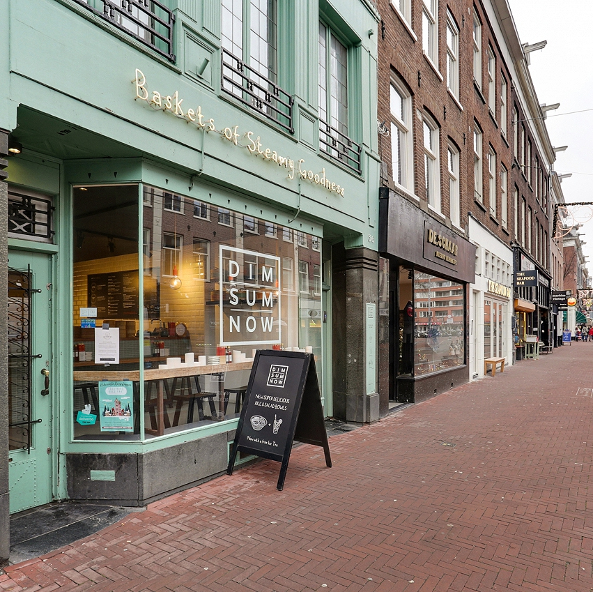 Daghoreca in De Pijp Amsterdam
