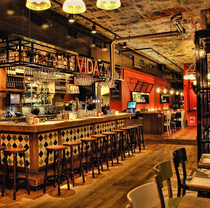 Restaurant  hoeklokatie Amsterdam Zuid