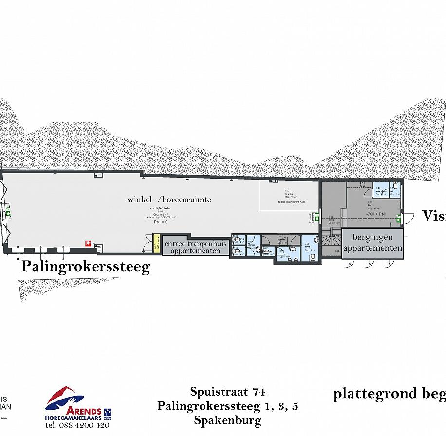 Casco horecaruimten centrum Spakenburg