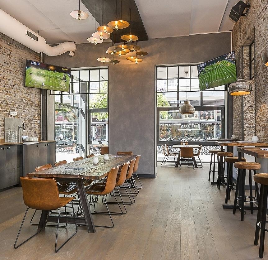 Grand Café Amsterdam Oostpoort