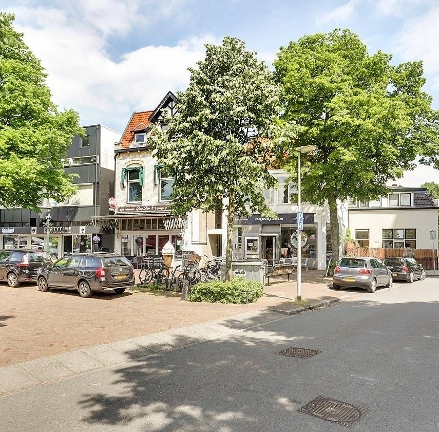 Cafetaria en Hamburger restaurant te Bussum