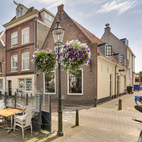 Castrique te Weesp wordt The Alley